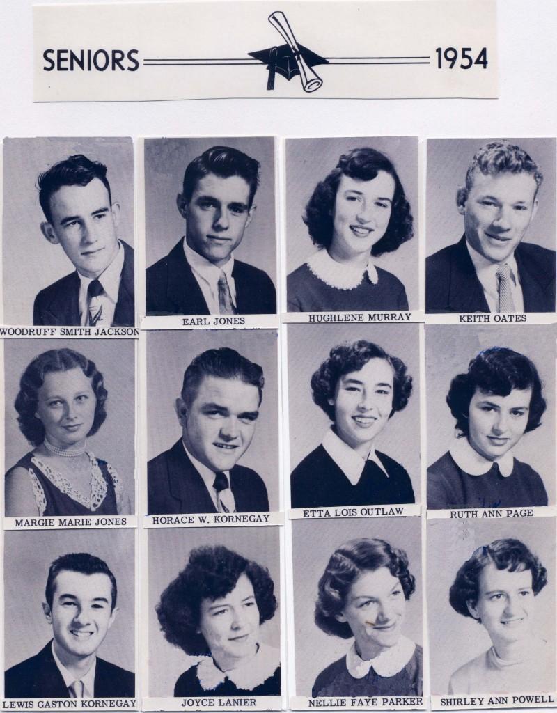 Senior class 54 p 2