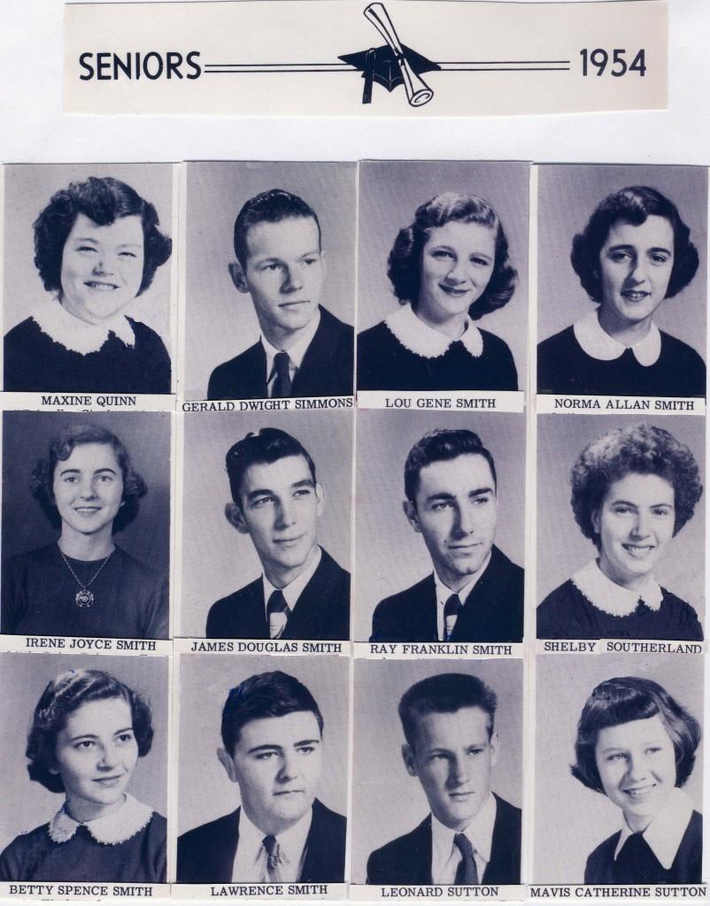 Senior class 54 p 3