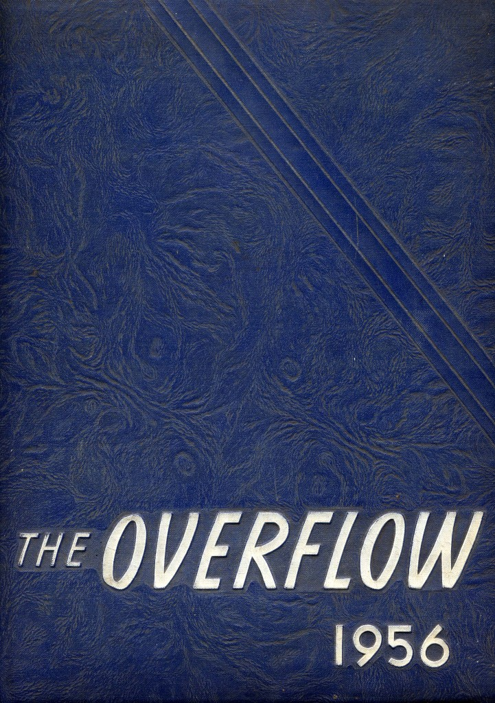 B F G The Overflow 1956