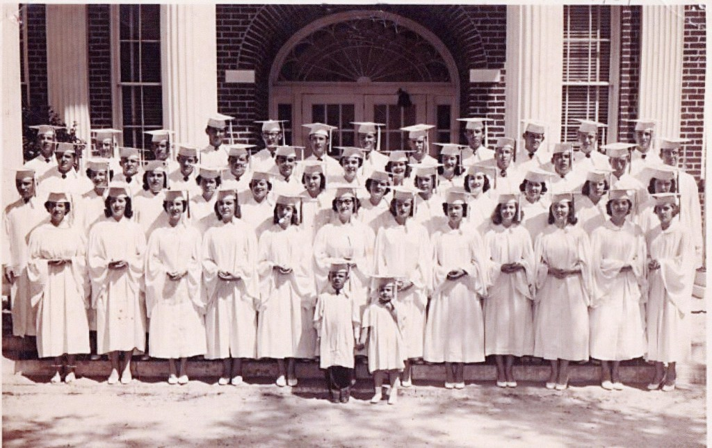 BFG 57 Seniors in Cat & Gown