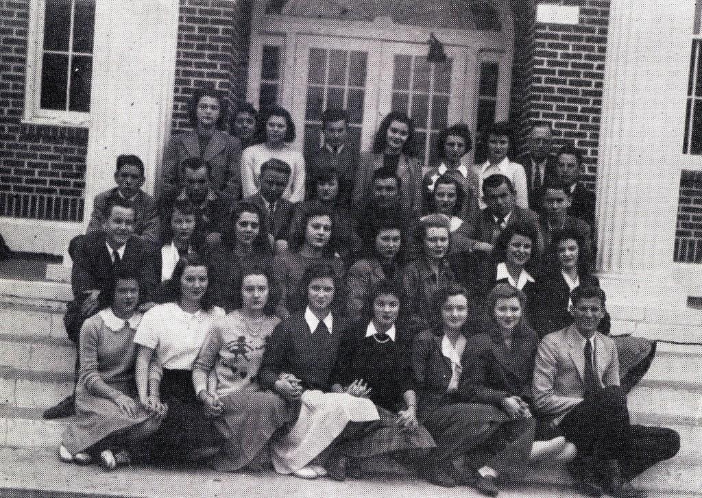 BFG 1946 Senior Class