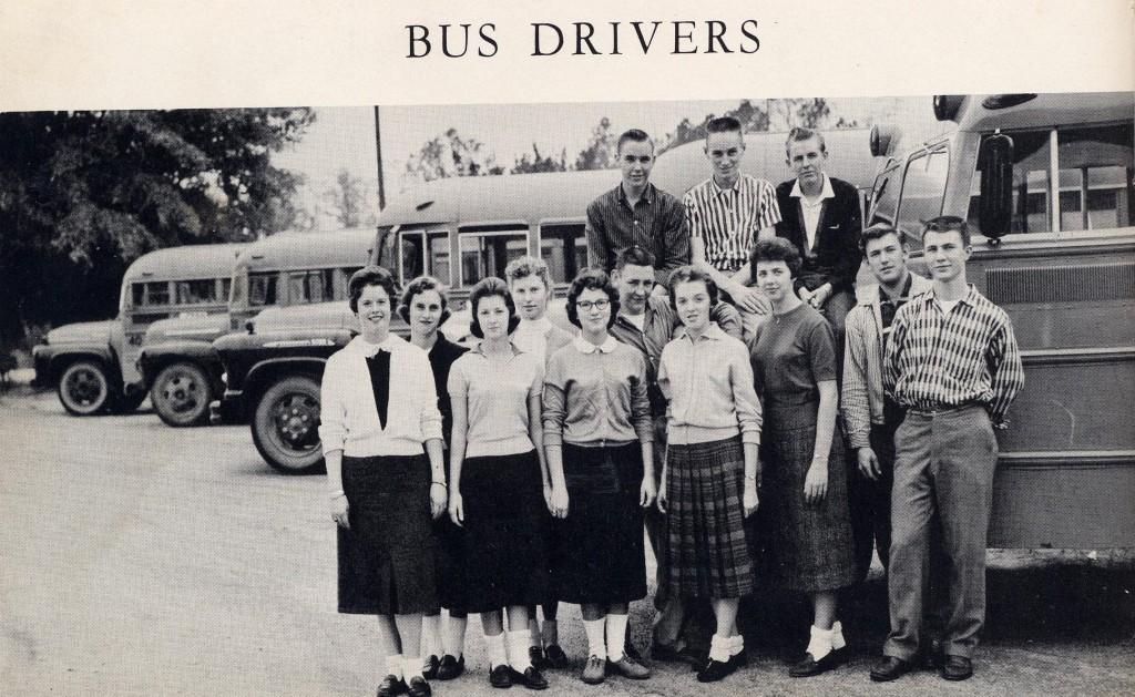 BGF Buss Drivers- Memories