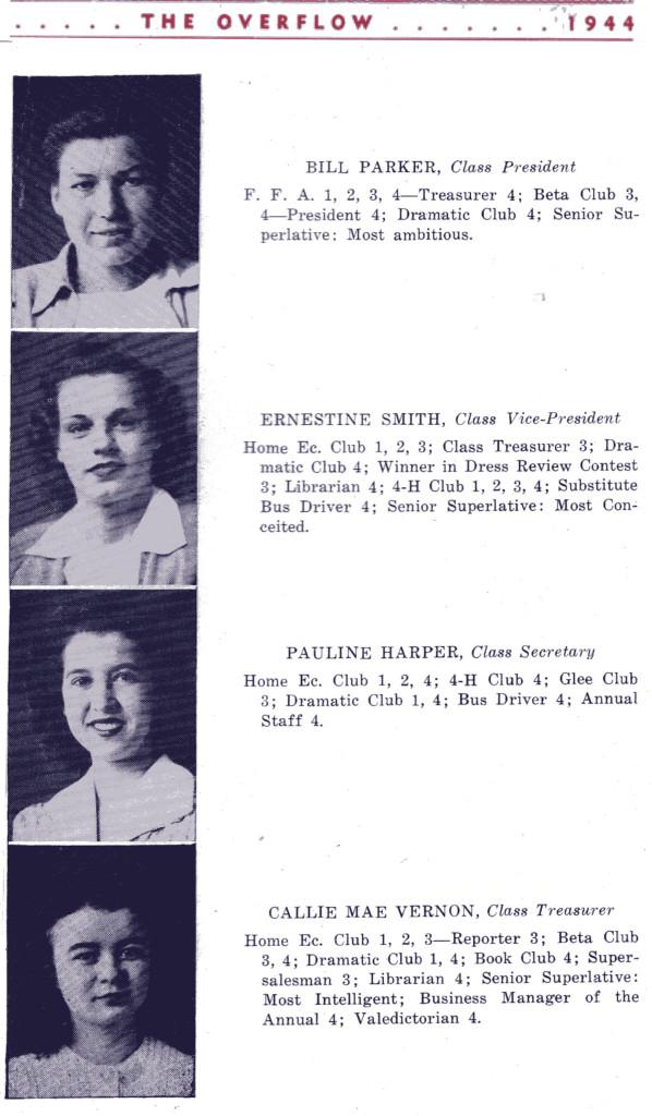 B F G 1944 Seniors P 4