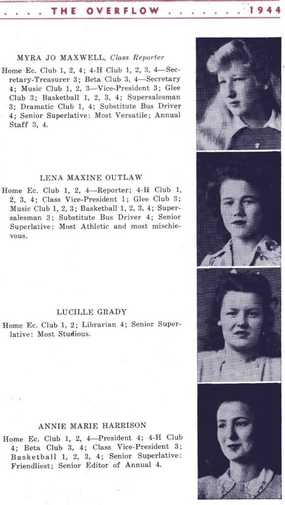 BFG 1944 Seniors P 1
