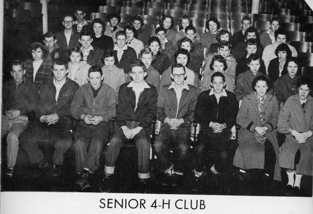 BFG Senior 4 - H Club