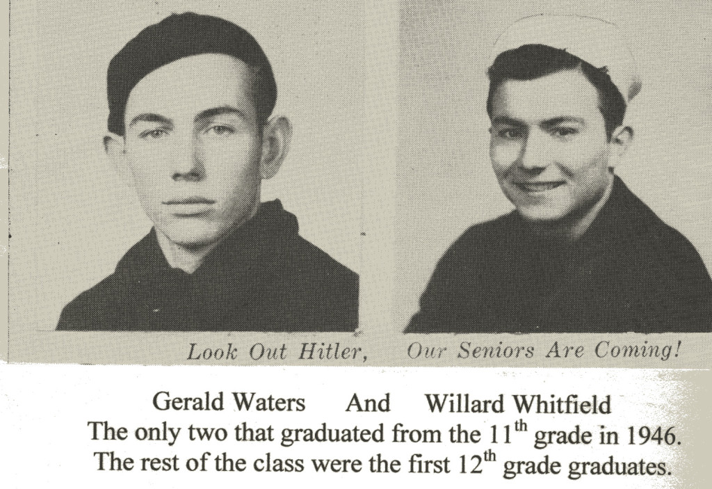 BFG Two graduated in 1946