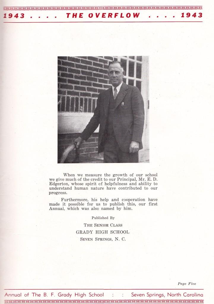 BFGradySchoolPrincipalMrEdgerton1943