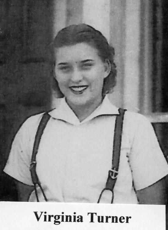 Class 1939 Virginia Turner