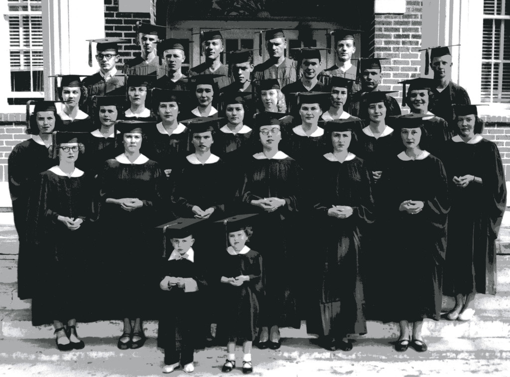BFG class of 1952 in C & G
